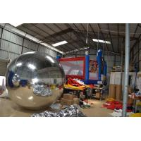 Best Gaint PVC Inflatable Advertising Balloons Mirror Ball Customized Made wholesale