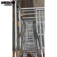Quality Ringlock System 8m aluminium scaffold movable scaffolding platform Tower for sale