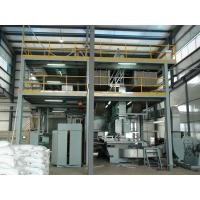 Quality Pp Non Woven Fabric Making Machine for sale