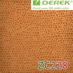 ZC228 Bubble Free Digital Printing Doodle Film / Graffiti Sticker Bomb for Car Wrapping