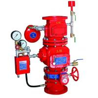 Quality PRE Action Hydraulic  Fire Fighting Valve Energy Saving Small Flow Resistance for sale