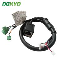 Quality RJ45 Female Industrial Surveillance Cctv Camera Extension Cable Cat 5 for sale