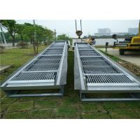 Quality Self Cleaning Sewage Screening , Band Screen Water Treatment Manual Operation for sale