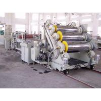 China PVC foam board extrusion line on sale