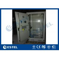 Quality Professional Weatherproof Outdoor Data Cabinet Energy Saving 2195×900×900 mm for sale