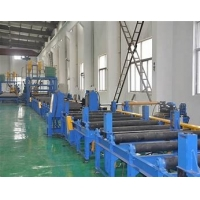 Quality Light Steel Automatic H Beam Production Line, H Beam Combination Welding Machine for sale