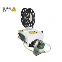 Buy Custom Bench Mount Nylon Cable Tie Machine W2.5 * L100mm Cable Ties Size at wholesale prices