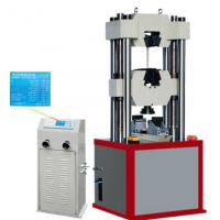 China Four Column Hydraulic Tensile Test Machine with LCD Digital Display on sale