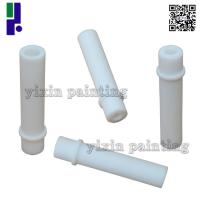 Quality OEM Powder Injector Insert Sleeve , High Strength Gema Powder Coating Parts for sale
