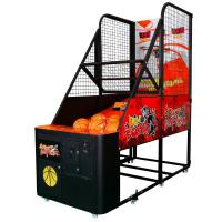 Quality Indoor Commercial Street Basketball Shooting Game Machine Coin Operated for sale
