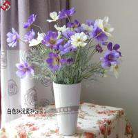 Buy cheap High Quality Artificial Floral Cosmos Flower for Decoration and Bonsai from wholesalers