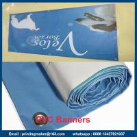 Quality UV Protected Anti Flame Custom Printed PVC Vinyl Banners for sale
