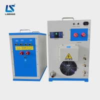 Quality Stainless Steel 70kw 15KHz IGBT Induction Melting Furnace for sale