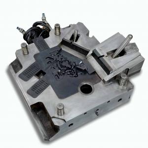 Quality Reliable Hardware Die Cast Aluminum Tooling SmoothSurface Finish  ISO 9001 for sale