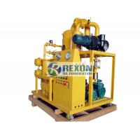 China Transformer Vacuum Insulation Oil Purifier 3000LPH ZYD-50 For Large Electric Equipment on sale