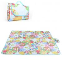 Quality Anti Rip Waterproof Picnic Mat 200 X 200 CM Multiple Styles Optional for sale