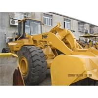 Quality Used CAT966F-2-1994 loader-wheel loader CATERPILLAR for sale