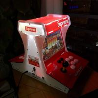 Quality Supreme Commercial Video Game Machines Upright Type Metal Back Material for sale