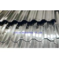 Quality Hot Dipped Galvanized Corrugated Steel Sheet Roof Panel 0.14mm – 1.2mm Thickness for sale