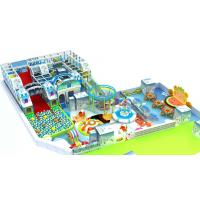 Quality Large Residential Indoor Playground Equipment / Home Playground Equipment for sale