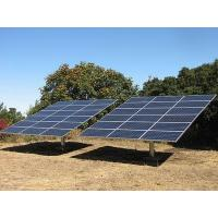 Quality Silver Anodized Solar Roof Mounting Systems For Home Use for sale