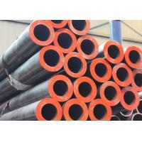 Quality Alloy Steel Seamless Boiler Tubes DIN 1629 St52.4 St52 DIN 17175 15Mo3 13CrMo44  Plain End Oiled Surface for sale