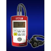 Quality 4 digits LCD display Ultrasonic Thickness Gauge SA40+ can meausre wall thickness under paint for sale