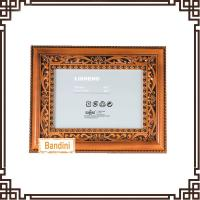 Quality home decor Beautiful Resin Elegant Cheap Thicken Photo Frame A0427E for sale