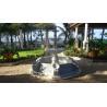 Buy cheap Garden stone white fountains,home white marble park stone fountain ,China stone from wholesalers