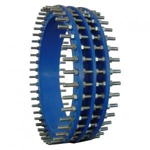 Quality EN545 DN50 Universal mechanical Double Flange ductile iron dismantling joints for sale