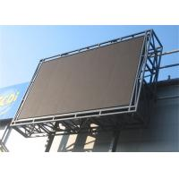 Best 8Mm 1024*1024 Cabinet Outdoor Led Billboard Advertising 7000 Nits Brightness wholesale