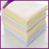 Quality high quality infant baby face towel hand towel baby handkerchief for sale