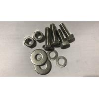 Buy cheap Small Size Duplex Stainless Steel Fasteners 310 310S ASME B18.2.1 Hex Bolt With from wholesalers