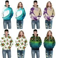 Quality 2018 European size 3d sweatshirt cheap price new fashion men sublimation printed hoodies custom hoodies 100% 	polyester for sale