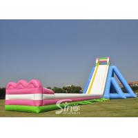 Quality 10m High Giant Inflatable Hippo Water Slide For Adult From China Inflatable Manufacturer for sale