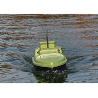 Quality RC Autopilot DEVICT bait boat ABS engineering plastic Material AC 110-240V for sale