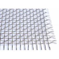 Quality Vibrating Screen Crimped Woven Wire Cloth Mesh 1m 3m 5m Length Anti Rust for sale