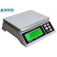 Quality Portable Shop Commercial Weight Scale , Accurate Weight Scale With Back Light for sale