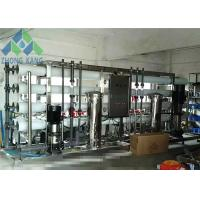 Quality Large Scale Portable Water Desalination Unit For Drinking Water Making Modular Design for sale