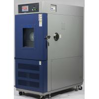 Quality Factory Fully Tested Temperature Test Chamber With 50mm or 100mm Cable Port for sale