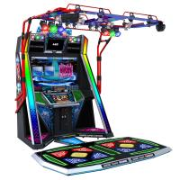 Quality Video Just Dance Arcade Game Machine Matel + Acrylic Material Durable for sale