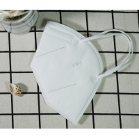 Quality Environment Friendly White Personal Protective Face Mask for sale