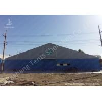 China 30 X 50M Industrial storage tents buildings Color Steel Plate Wall Roller Shutter Door on sale