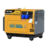 China WP2.3D33E200 Engine 50kw Diesel Generator for sale