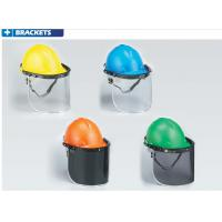 Quality Safety FACESHIELDS material PC or CA certificate CE & ANSI for sale