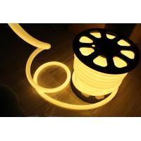 Best energy efficiency 24v 25mm 360 degree round warm white ip67 led neon flex lights ribbon wholesale
