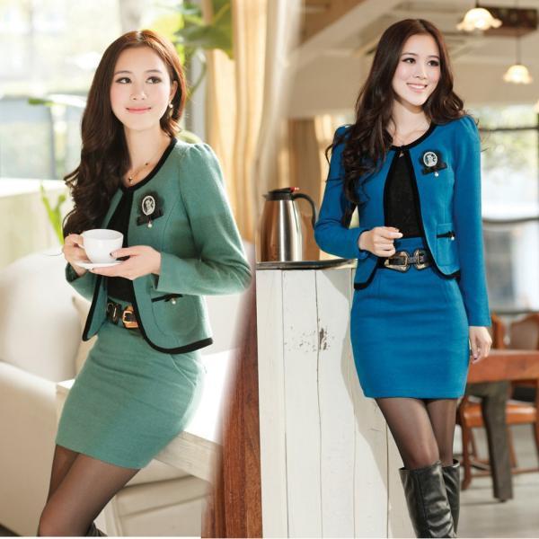 Women office uniform dresses images images of women office uniform