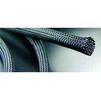 Quality Self-locking Expandable Sleeving / Sleeves Fast fixing and Self-closing for sale