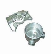 Quality Electronics Aluminium Gravity Permanent Mold Casting Powder Coating for sale