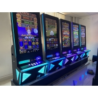 """Quality 43"""" Touch Screen Cabinet Fire Link Slot Pinball Game Machine for sale"""